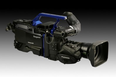 Jointly developed by ARRI and Ikegami, the HDK-97ARRI is a broadcast-style production camera with digital cinema characteristics, such as a large Super 35mm sensor.
