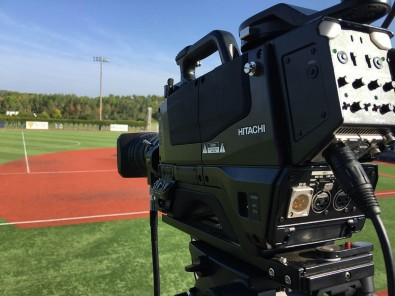 UMaine use the Hitachi Z-HD5000 for ESPN3 feed and streaming to social media platforms.