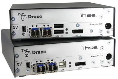 Draco ultra 493 Series DisplayPort Extenders