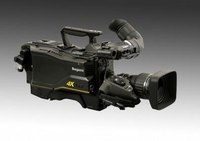 At NAB Ikegami will show its new HC-HD300 Handheld 4K Camcorder.