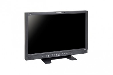 The HLM-2460W 24-inch HDTV/SDTV full HD pixel multi-format LCD color monitor has a 24-inch full HD 1920X1080 pixel 400cd, 10-bit resolution LCD panel.