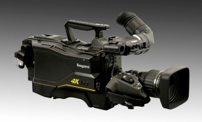 Ikegami has developed a three-chip (2/3-inch) UHD camera for live sports production.