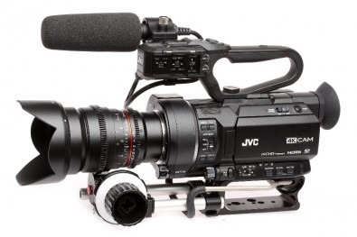 JVC's new GY-LS300 4K camera also supports RTMP.