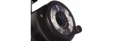 Figure 5: Active MFT lens mount