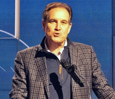 Jim Nantz will again be co-broadcasting the 2019 CBS Super Bowl.