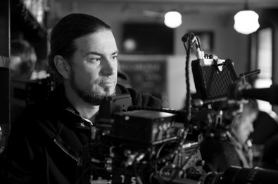 DP Judd Overton. Photo by Daniel Asher-Smith.