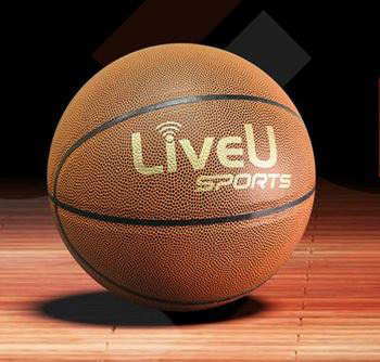 The LiveU NAB exhibit will feature a dynamic, live multi-cam basketball court and studio.