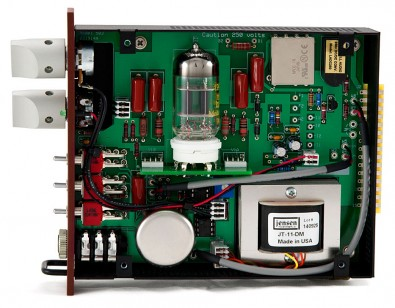 LaChapell 583 tube mic preamp.