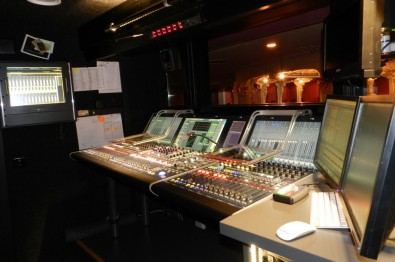 The Zurich Opera House operates its audio consoles in mirror mode, allowing configurations, snapshots and adjustments of parameters performed on one console to be also be recalled on the other.