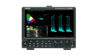 T&M monitoring is critical to HDR production. The Leader Instruments LV5490 4K/HDR waveform monitor supports preconfigured settings to ensure the reference levels are correct for both HLG and Dolby PQ projects.