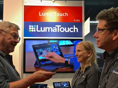 Jay interviews Luma Touch co-foundersTerri Morgan and Chris Demiris