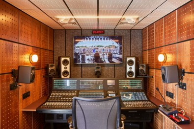 Spiritland One audio mix area.