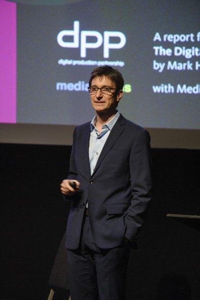 Mark Harrison, managing director of the DPP.