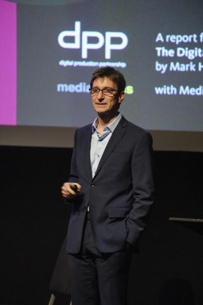 Mark Harrison, managing director of the DPP.