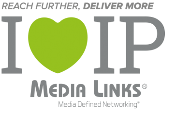 Media Defined Networking describes combining IP transport technologies with Media Links' latest Agile-IP architecture to deploy flexible, reconfigurable and scalable IP workflows.