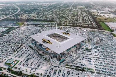 Miami's Hard Rock Stadium will host Super Bowl LIV this year.