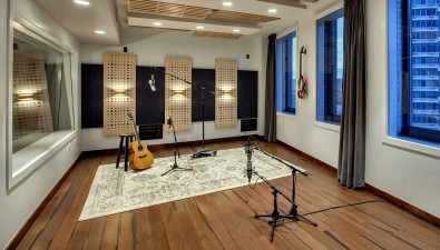 Gimlet's music studio