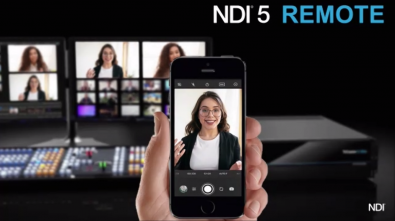 NDI Remote allows anyone with a URL to contribute live audio and video using an Internet-connected device, like a camera phone or a web browser.