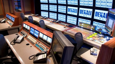 NEP Broadcasting's Denali truck will handle the Half-Time Show, featuring a Grass Valley Kayenne production switcher designed for live entertainment events.