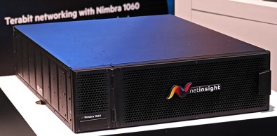 The Nimbra 1060 provides a combination of terabit capacity for IP-based media services such as SMPTE 2110.