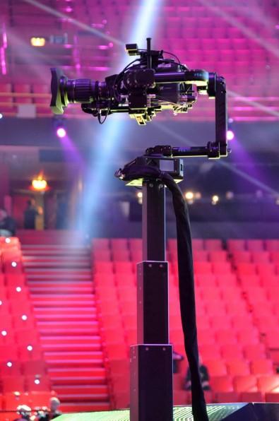 NEWTON camera platform stabilizer.