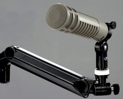 O.C. White Broadcast Boom