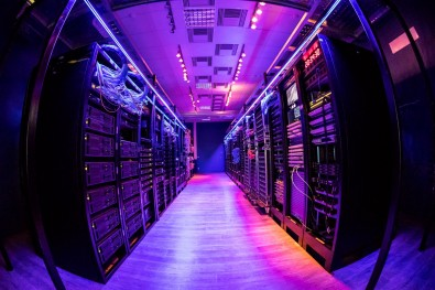 © 2018 Olympic Broadcasting Services / Owen Hammond.  Infrastructure such as the OBS Media Server room (here at PyeongChang 2018) will soon become obsolete as the future of broadcast systems is dematerialised and cloud-fit.