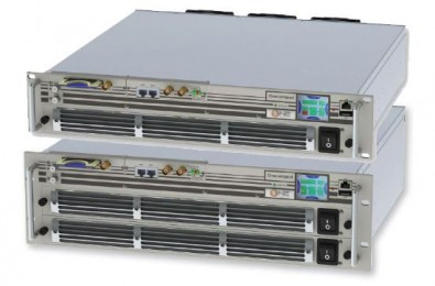 The OneCompact all-in-one transmitter outputs up to 750 W ATSC.