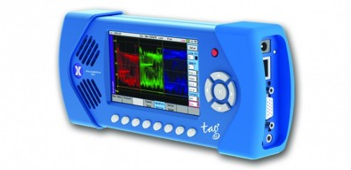 A new IP option is available for the PHABRIX Sx TAG portable generator/analyzer.