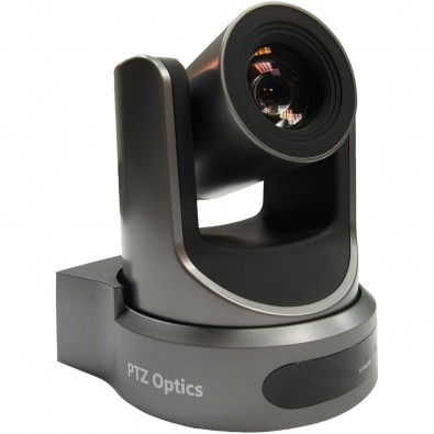 PTZOptics NDI cameras support Power, Video/Audio and Control over a single Ethernet cable.