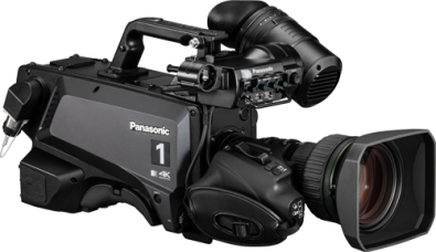 The AK-UC3300 4K studio camera features 2x high-speed HD shooting modes, with skew reduction, and features high-speed scanning at 1/100 of a second.