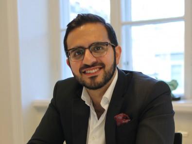 Parham Azimi, CEO, Cantemo.