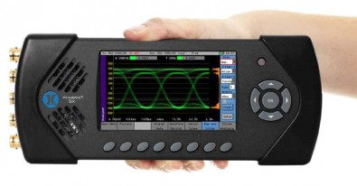 The Sx range of PHABRIX handheld test instruments provides simultaneous signal generation and analysis with a built-in core diagnostic toolset.