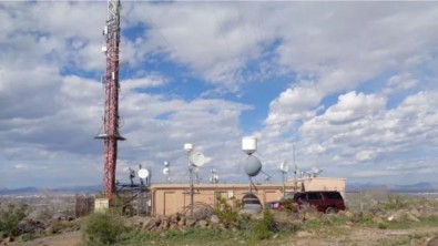 Near what could have been a western movie set is the site of the first ATSC 3.0 SFN in Arizona.