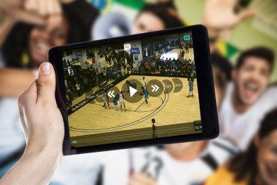 Lower-cost, automated sporting event origination enables viewers to follow their favorite teams anywhere.