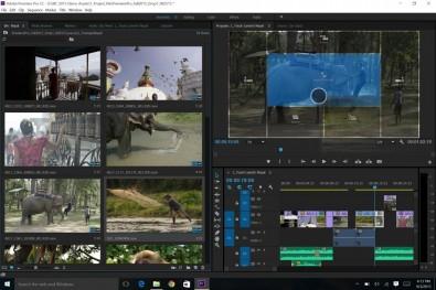 Premiere Pro CC--Touch Edit