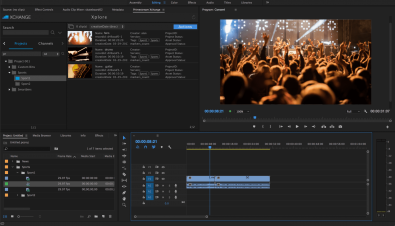 Primestream's Workflow Suite and Xchange MAM system enables users to manage critical content through its ingest, live production, postproduction, and distribution workflows.