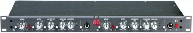 AES RPQ2 Mic Preamp. Click to enlarge.