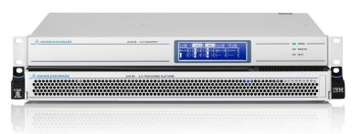 Rohde & Schwarz AVHE100 live encoders played a key role in many 4K transmissions.