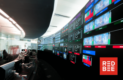 In West London Red Bee Media has created a hybrid cloud environment, designed to streamline media production, playout, media processing and distribution services for its global broadcast customers.