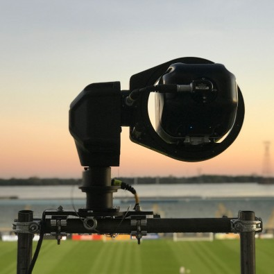 Robotic pitch cam