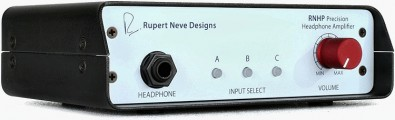 Rupert Neve RNHP headphone amplifier.