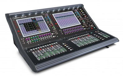 The Dolby Atmos playback system featured 56 channels of pre-rendered stems to a DigiCo SD12 digital audio mixing console.