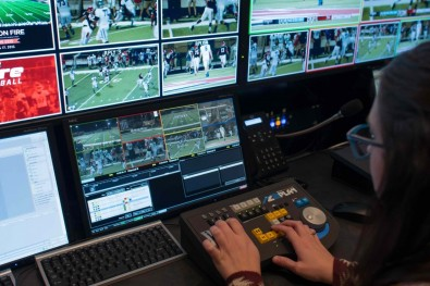 ZEPLAY is a multi-channel instant replay system for stadiums, arenas and remote broadcast vehicles