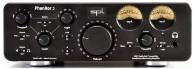 SPL Phonitor 2 headphone amp.