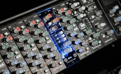SSL console.