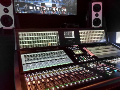 The System T desk performed perfectly on both speech and music, and everyone at BBC were delighted with the end result.