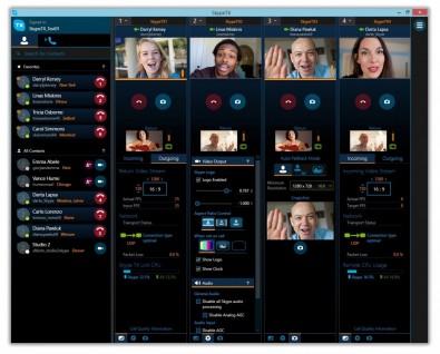 Skype TX Control Panel.