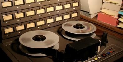 Sony MCI JH-24 analog tape machine