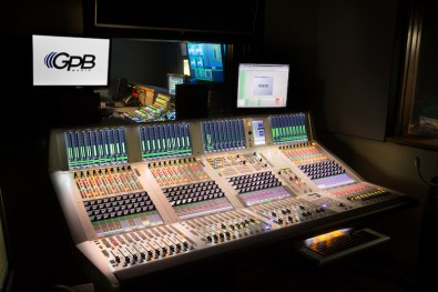 Two Studer Vista 9 consoles from Harman provide the workhorse power for Georgia Public Broadcasting.